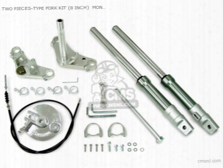 Two Pieces-type Fork Kit (8 Inch) Monkey Baja(drum /fender Less
