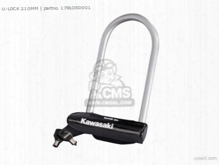 U-lock 210mm