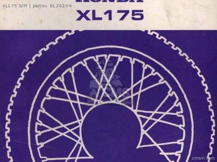 Xl175 S/m