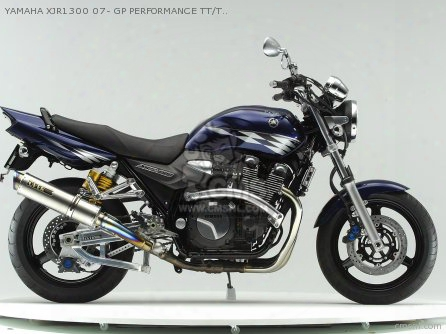 Yamaha Xjr1300 07- Gp Performance Tt/tt Slip-on