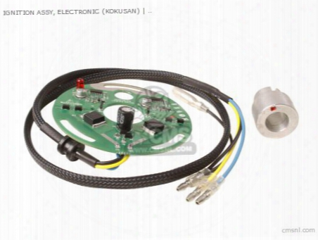 (03020-300-507) Ignition Assy, Electronic (kokusan)