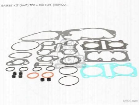 (06112-287-010p) Gasket Kit (a+b) Top + Bottom (non O.e. Altern