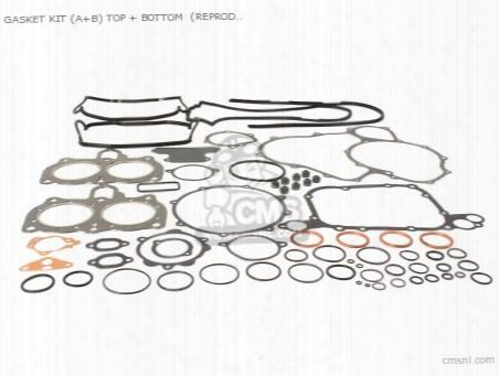 (06112-463-010p) Gasket Kit (a+b) Top + Bottom (non O.e. Altern