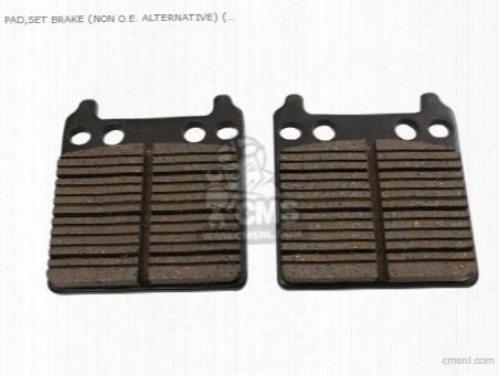 (06455-431-305p) Pad,set Brake (non O.e. Alternative) (japan)