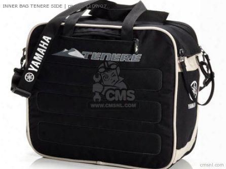 (11dfscib00) Inner Bag Tenere Side Case