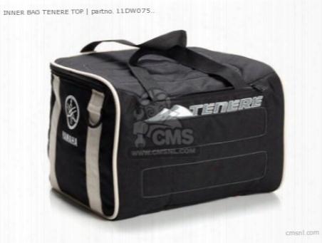 (11dftcib00) Inner Bag Tenere Top Case