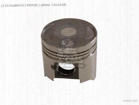 (13101-gbj-m31) Piston