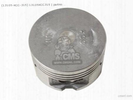 (13105-kcc-315) 13105kcc315