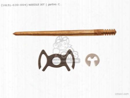 (16151-030-004) Needle Jet