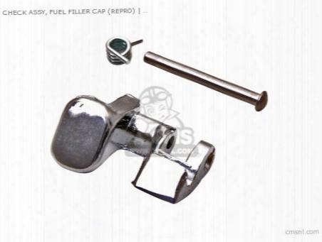 (17517-300-341p) Check Assy, Fuel Filler Cap (non O.e. Alternati
