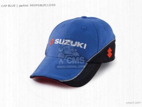 (990f0-blfc2-000) Cap Blue