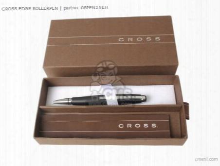 Cross Edge Rollerpen