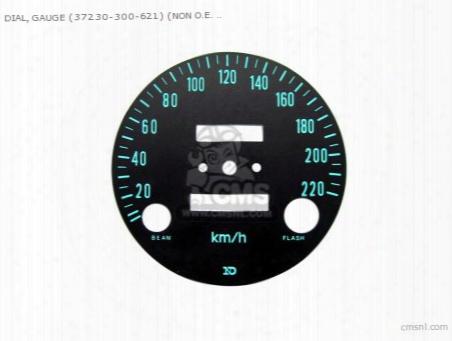 Dial, Gauge (37230-300-621) (non O.e. Alternative)