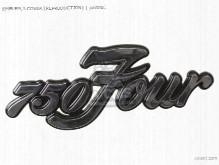Emblem,a.cover (non  O.e. Alternative)