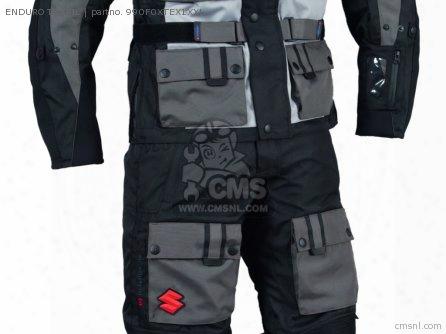 Enduro Textil Jacket
