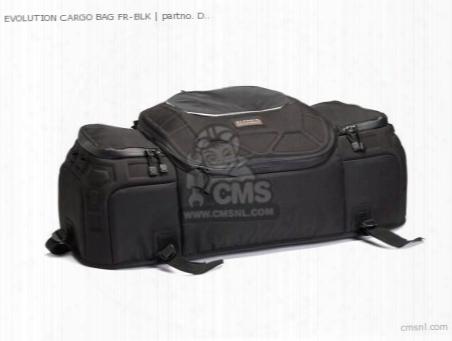 Evolution Cargo Bag Fr-blk