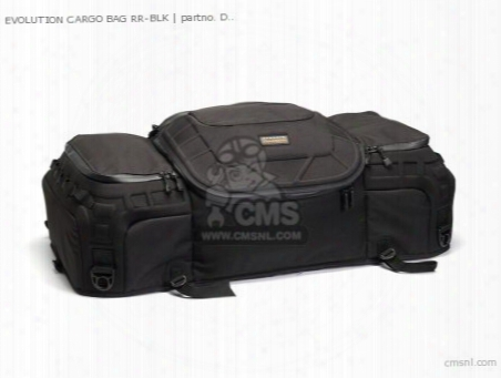 Evolution Cargo Bag Rr-blk