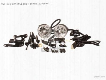Fog Lamp Kit Xt1200z