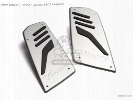 Foot Panels - Tmax