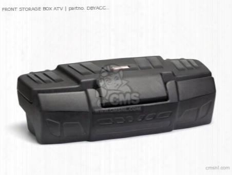 Front Storage Box Atv