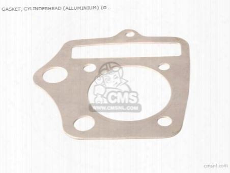 Gasket, Cylinderhead (alluminium) (diam. 52mm - 1.5mm)