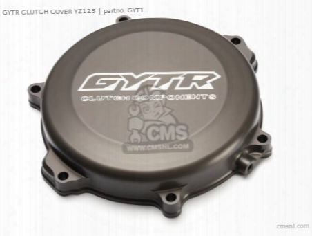 Gytr Clutch Cover Yz125