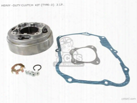 Heaavy -duty Clutch Kit (type-3) 3.1ps-monkey/3.1ps-gorilla