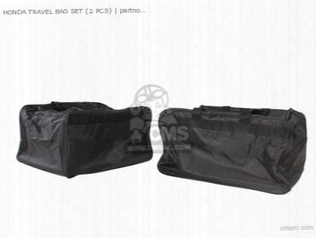 Honda Travel Bag Set (2 Pcs)