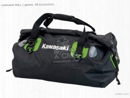 Luggage Roll 35l W/pr