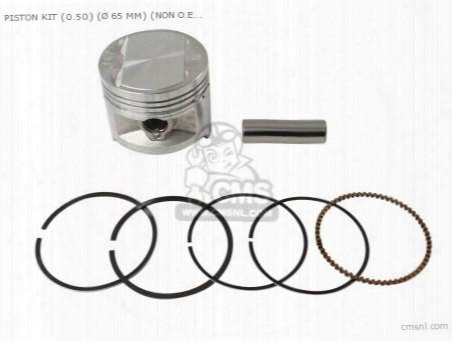 Piston Kit (0.50) (��65.00) (non O.e. Alternative)