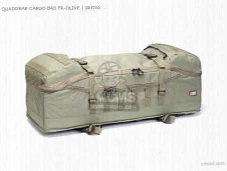 Quadgear Cargo Bag Fr-olive