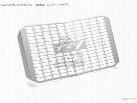 Radiator Cover Fz1