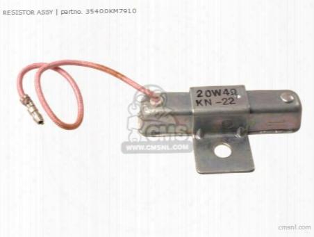 Resistor Assy