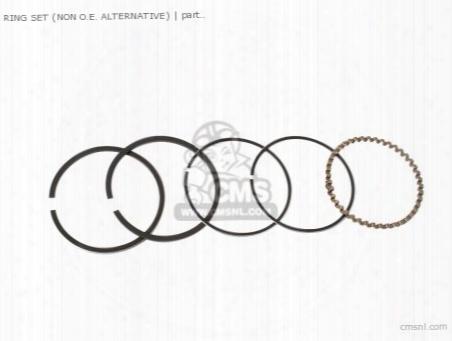 Ring Set (0.50) (non O.e. Alternative)