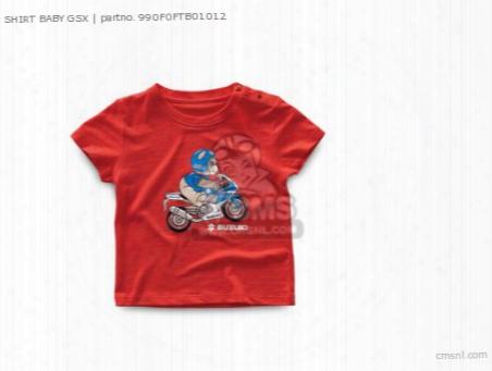 Shirt Baby Gsx