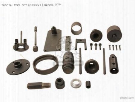 Special Tool Set (cx500)