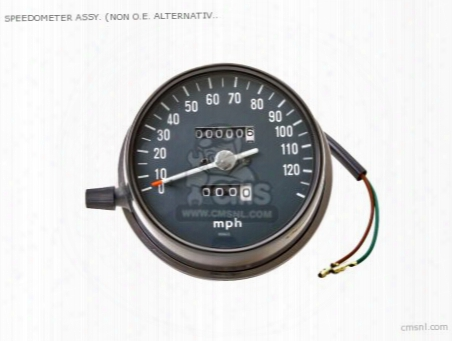 Speedometer Assy. (non O.e. Alternative)