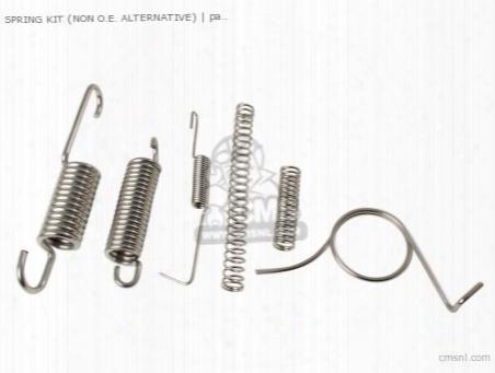 Spring Kit (non O.e. Alternative)
