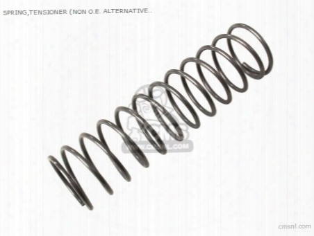 Spring,tensioner (non O.e. Alternative)