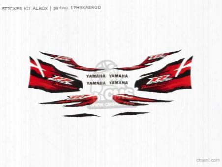 Sticker Kit Aerox