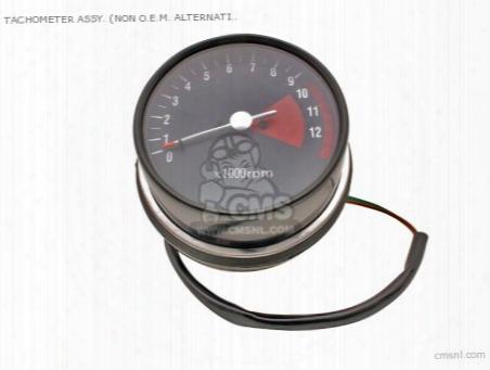 Tachometer Assy. (non O.e.m. Alternative)