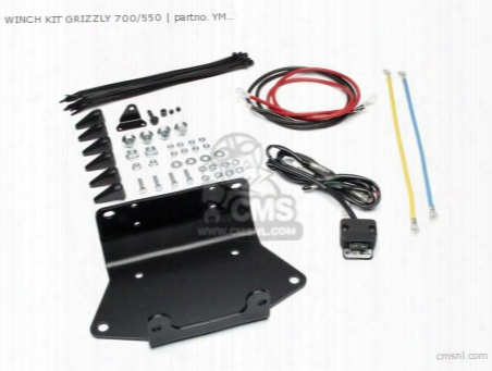 Winch Kit Grizzly 700/550