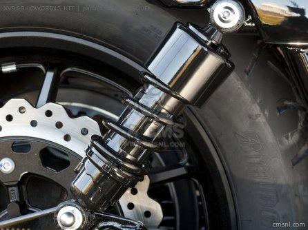 Xv950 Lowering Kit