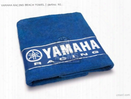 Ymh Racing Beach Towel