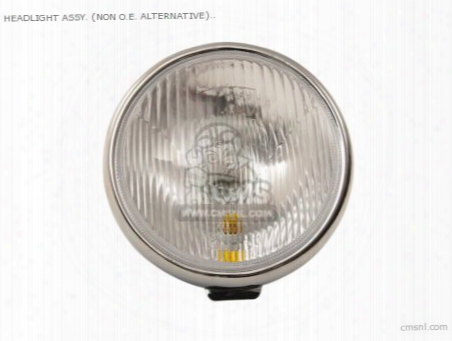 (33100-126-862p) Headlight Assy. (non O.e. Alternative)