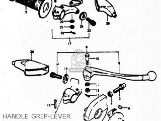 (57300-32500) Lever Assembly,brake