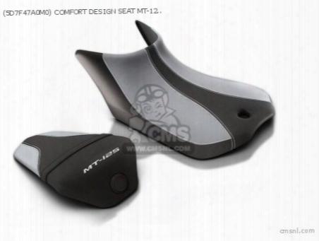 (5d7f47a0m0) Comfort Design Seat Mt-125