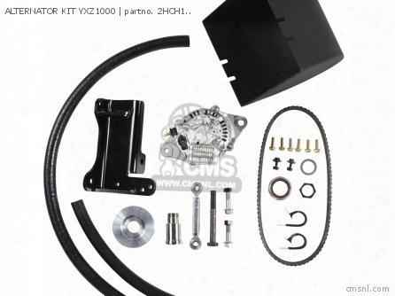 Alternator Kit Yxz1000