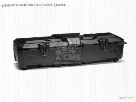 Cargo Box Rear Grizzly/kodiak