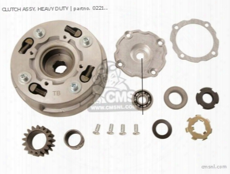 Clutch Assy, Heavy Duty